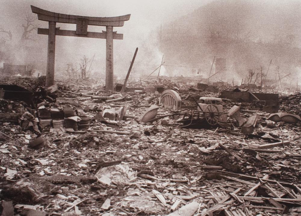 Untitled (torii gate)